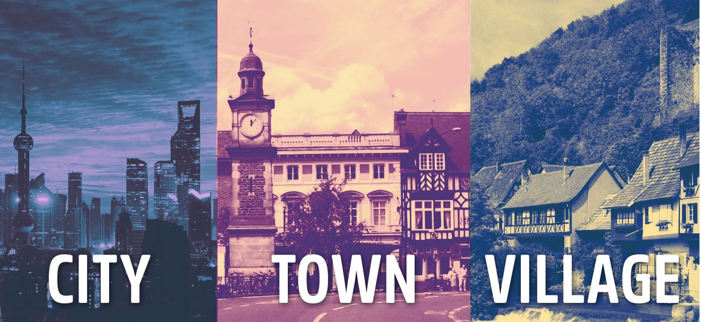 City Towns